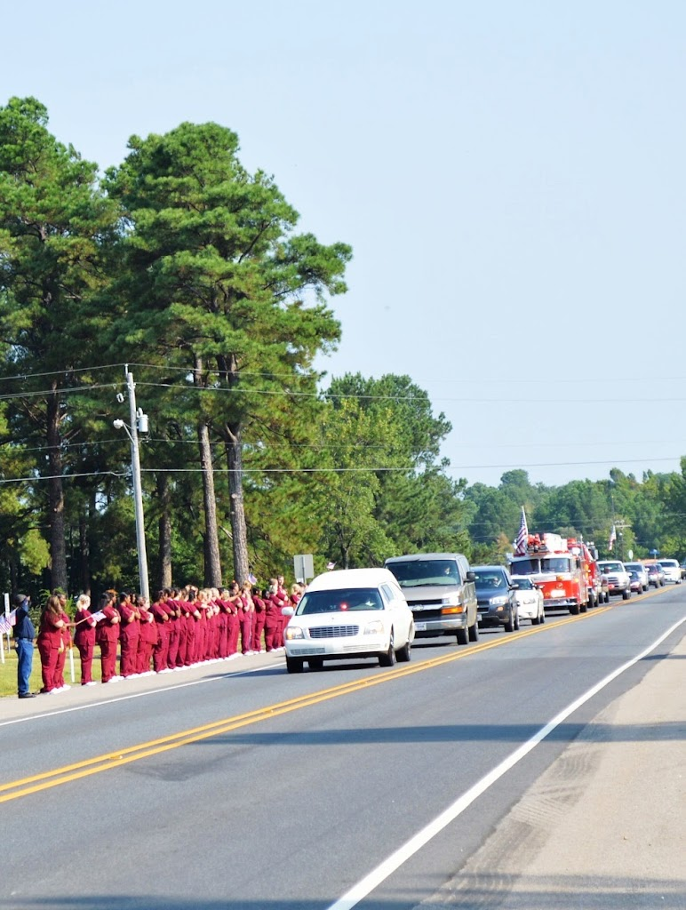 Honoring Sergeant Young Procession - DSC_3230.JPG