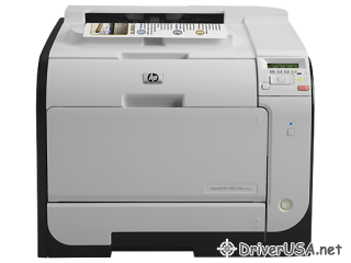 get driver HP LaserJet Pro 400 color Printer M451dw