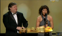 Documentary Short Subject-Strangers No More Karen Goodman and Kirk Simon-won-Oscars-2011-rare-moments-captured-photos-images-pics-15