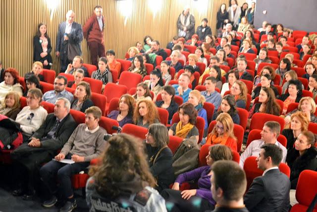 Lansare film documentar Ba se poate 1233
