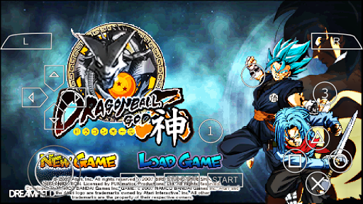 Download dragon ball z shin budokai 2 iso for ppsspp
