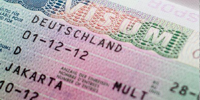 La embajada alemana en Marruecos suspende la concesión de visados Schengen a los marroquíes.