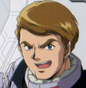 Maximilian Berger Mobile Suit Gundam Side Story 0079: Rise From The Ashes UC 0079