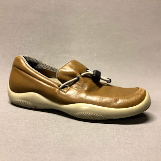 Prada Sport Toggle Loafers