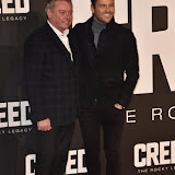 OIC - ENTSIMAGES.COM -  Mark Wright at the  Creed - UK film premiere at the Empire Leicester Sq London 12th January 2016 Photo Mobis Photos/OIC 0203 174 1069
