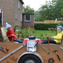 dorpsfeest 2015 optocht