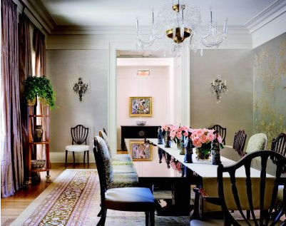 Falls design my favorite dining rooms for Q significa dining room