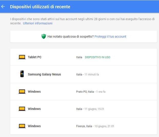 accesso-google