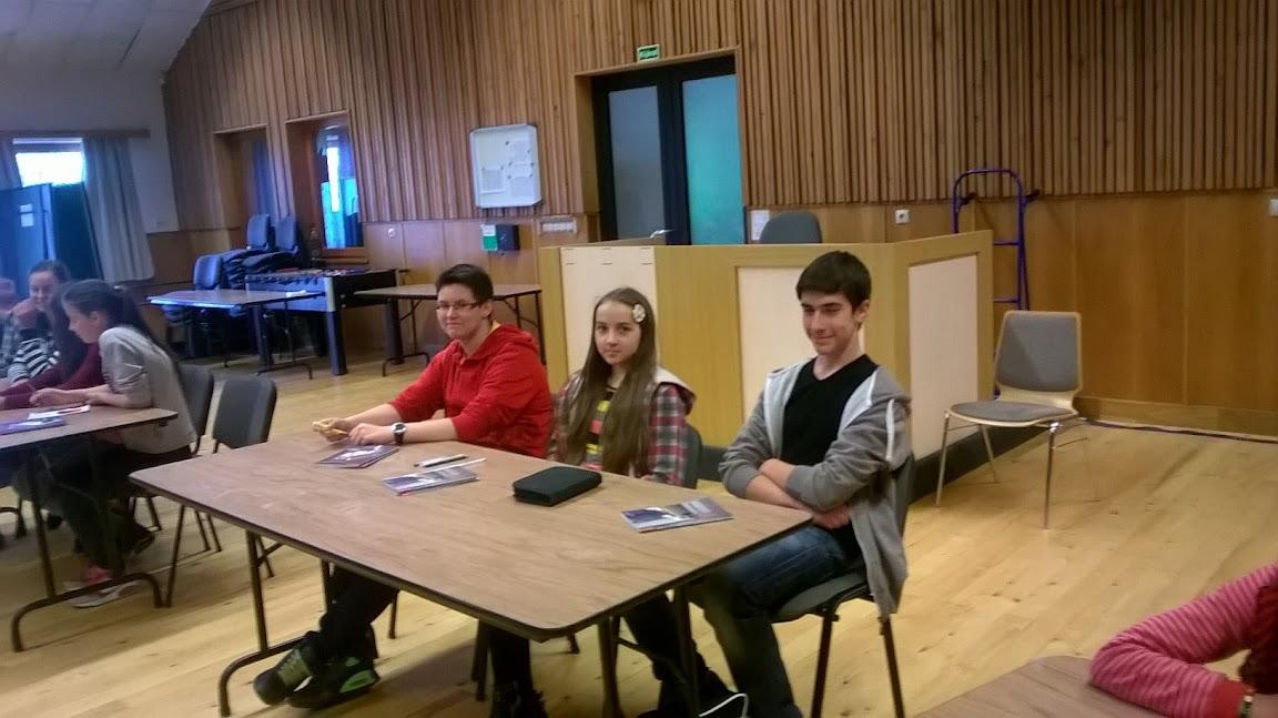 Angol nyelvi verseny - Kosd - Iskola