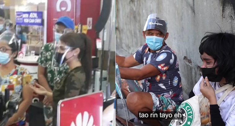 Ivana Alawi nakita na si Tatay Kutsinta Vendor!, ipinag shopping agad ito