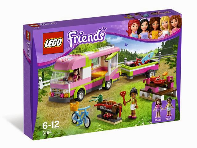 3184 レゴ フレンズ サマーキャンプ