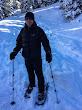 Snowshoeing White Pine - 8