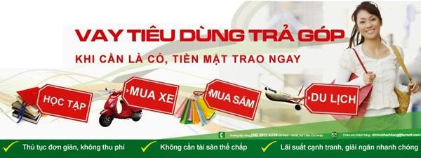 Vay tín tiêu dùng tín chấp tại Đông Anh, Hà Nội