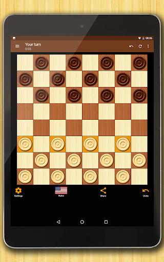Checkers - strategy board game 1.80.0 screenshots 13