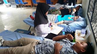 Donor Darah Pengganti Jadi Upaya PMI Karawang Penuhi Kebutuhan Darah Ditengah Pandemi