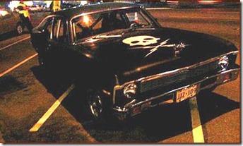 Chevrolet Nova Boulevard de la Mort