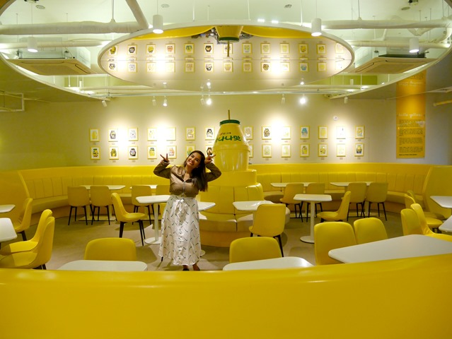 Yellow Cafe, Jeju Island