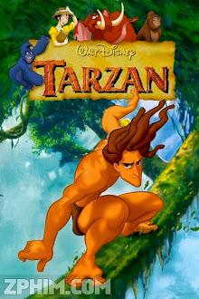 Cậu Bé Rừng Xanh - Tarzan (1999) Poster