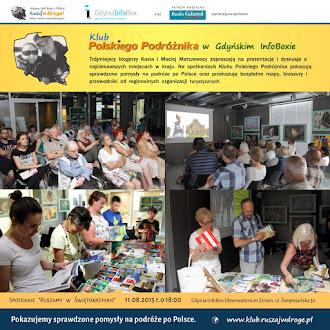 Spotkanie Klubu Polskiego Podróżnika w Gdyni