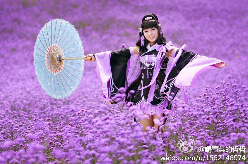 Nữ hiệp Vạn Hoa dạo chơi giữa rừng hoa - Ảnh 8