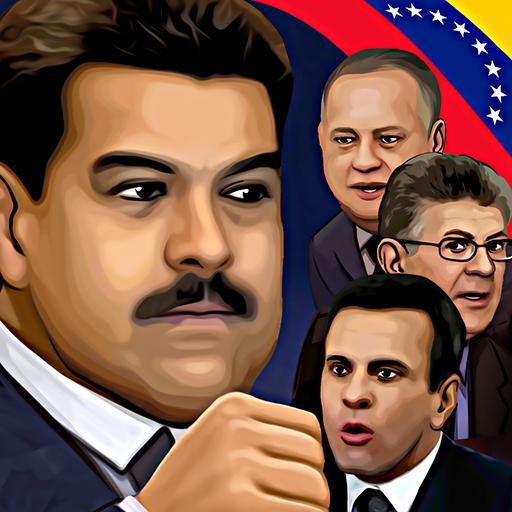 Venezuela Political Fighting