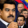 Venezuela Political Fighting icon