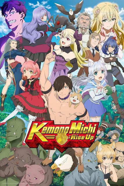 Kemono Michi: Rise Up!
