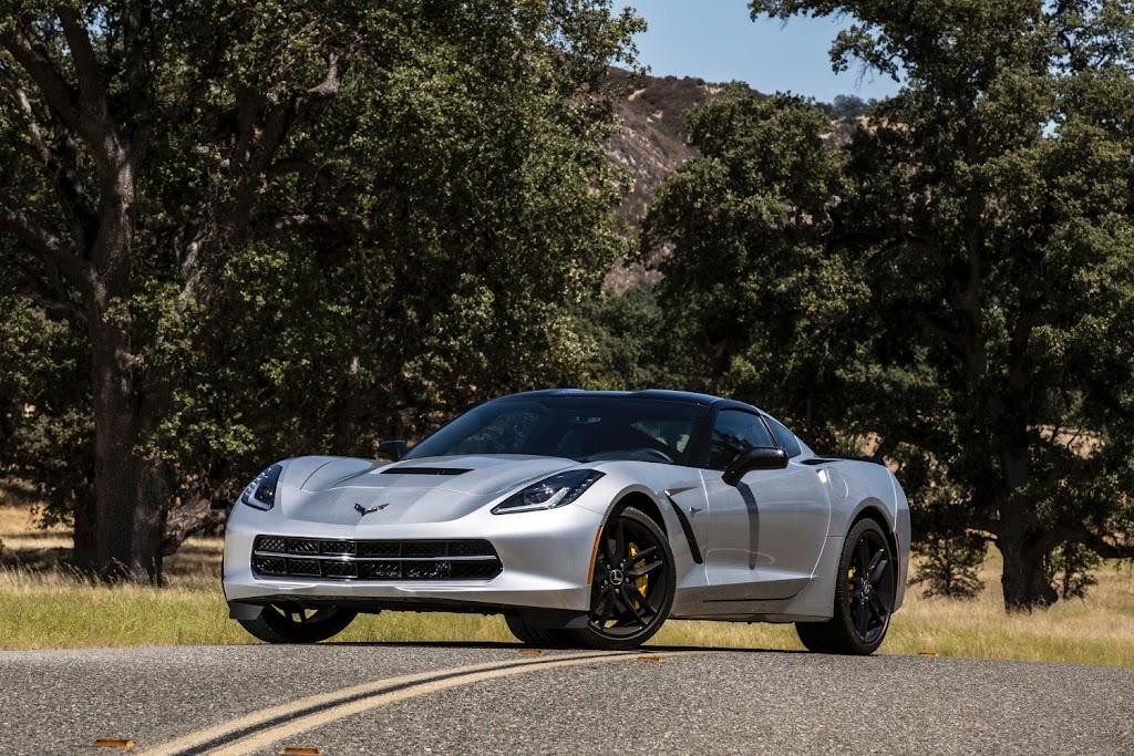 2014 Chevrolet Corvette Stingray 113