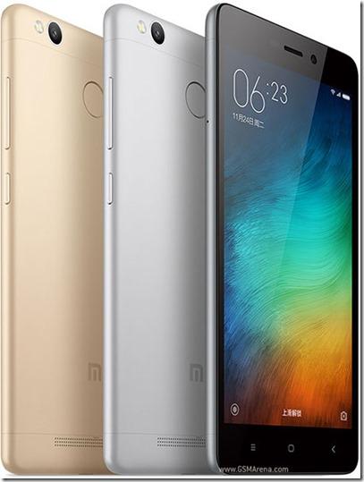 Harga Xiaomi Redmi 3S Terbaru, Sudah Tersedia di Indonesia