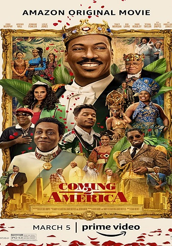 Coming 2 America 2021 WEB-DL Full Movie Download 480p [300MB] 720p [900MB] 1080p [2GB]