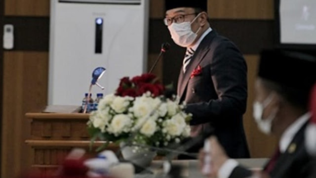 Rapat Paripurna DPRD Jabar, 11 Prioritas Pembangunan Jabar 2022