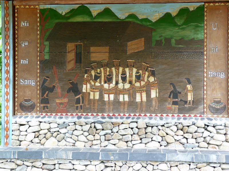 Puli  en passant , entre autres, par les villages de l ethnie Bunum de Loloko et Dili. J 10 - P1160992.JPG
