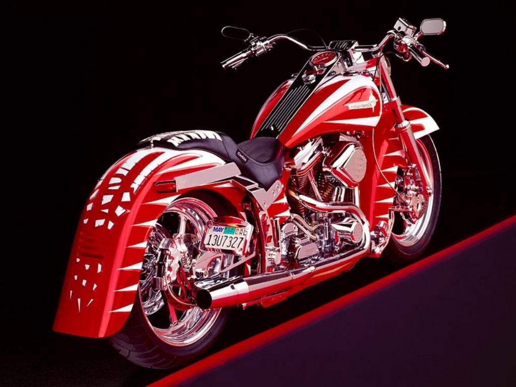 Harley Davidson Bike Wallpaper
