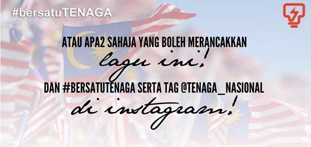 #bersatuTENAGA 4