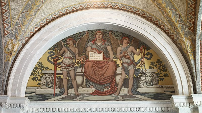 Elihu Vedder - Government