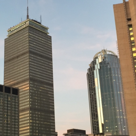 The Prudential, Boston