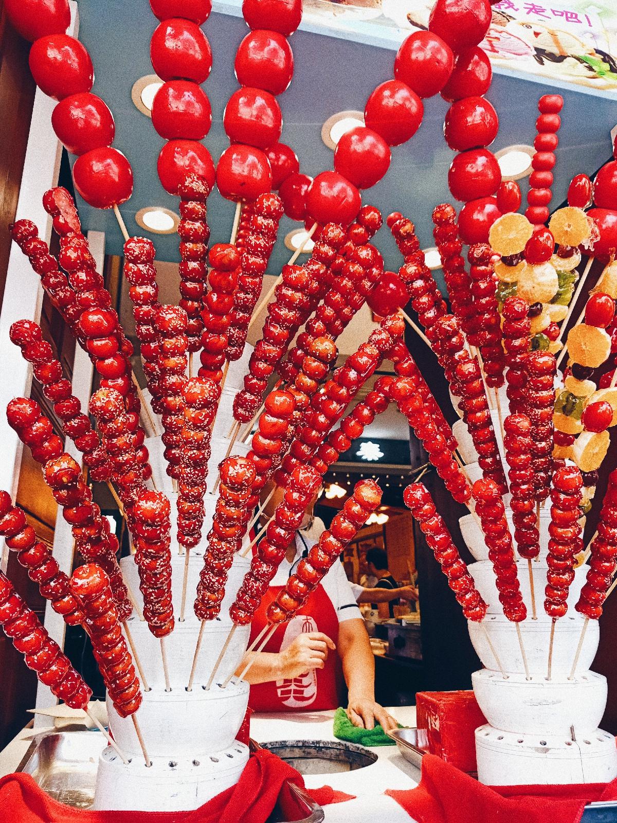 Tanghulu - Manisan Buah Tradisional Khas China - Rsjournal