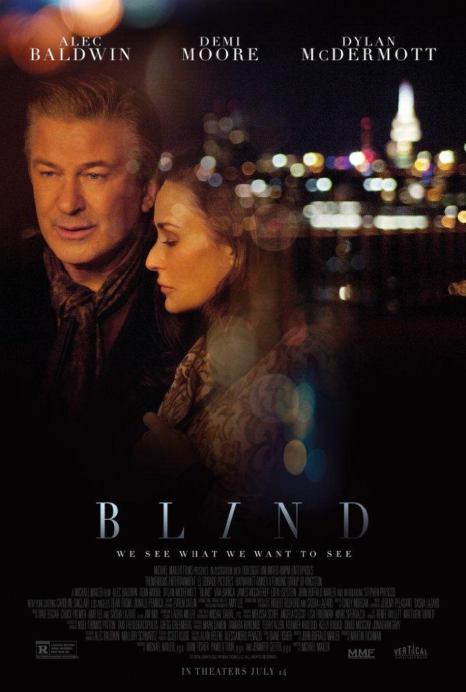 Nhà văn mù - Blind (2017)