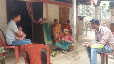Visit to Kerkhabari Pt II to discuss Knowledge Fair