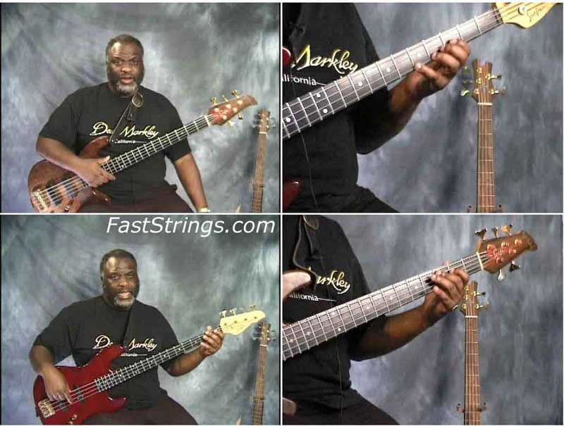 Tony Saunders - Beginning Bass