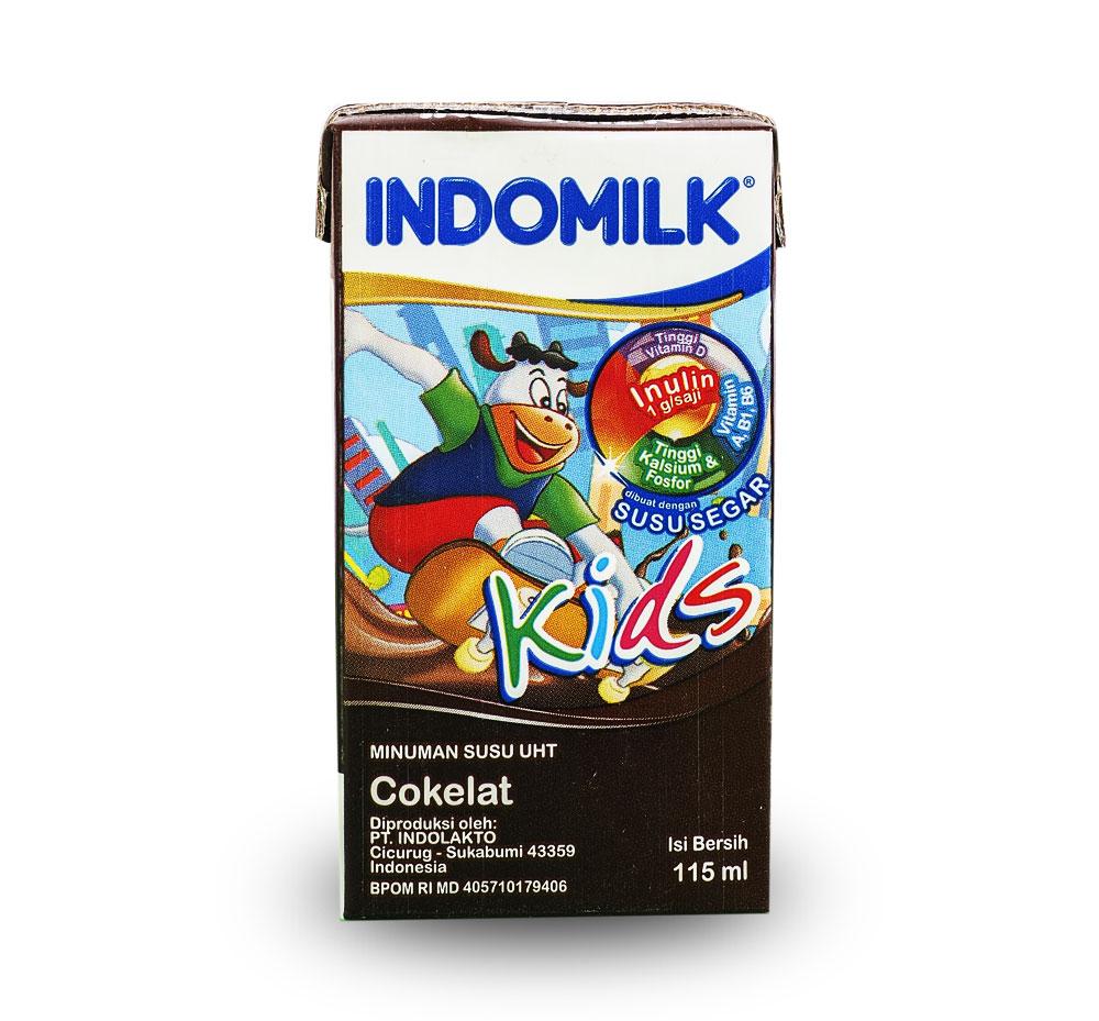 4. Susu anak Indomilk UHT Kids