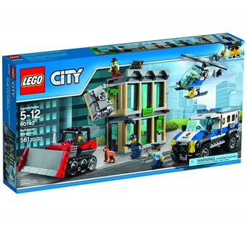 lego city police bulldozer