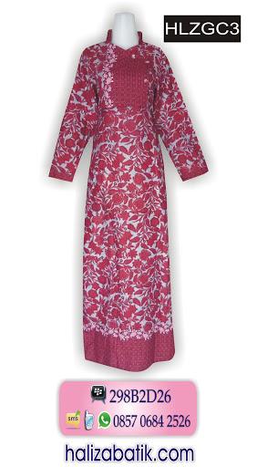 model batik gamis, grosir batik murah, butik online