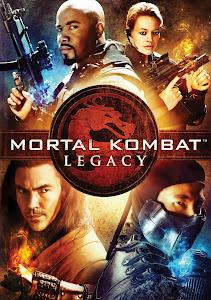 Chiến Binh Rồng Đen 2 - Mortal Kombat: Legacy Ii poster
