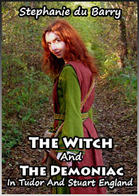Cover of Stephanie du Barry's Book The Witch And The Demoniac In Tudor And Stuart England