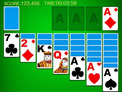 Solitaire!- screenshot thumbnail