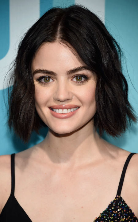 How about dark brown hair colors 2019? for a fabulous look! 1