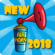 New Air Horn Prank 2018