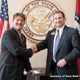 4-14-16 Neil White Oath of Office Ar Public Transportation Commission