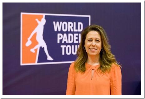 Ana Muñoz, ex directora general de deportes CSD se incorpora a World Padel Tour.